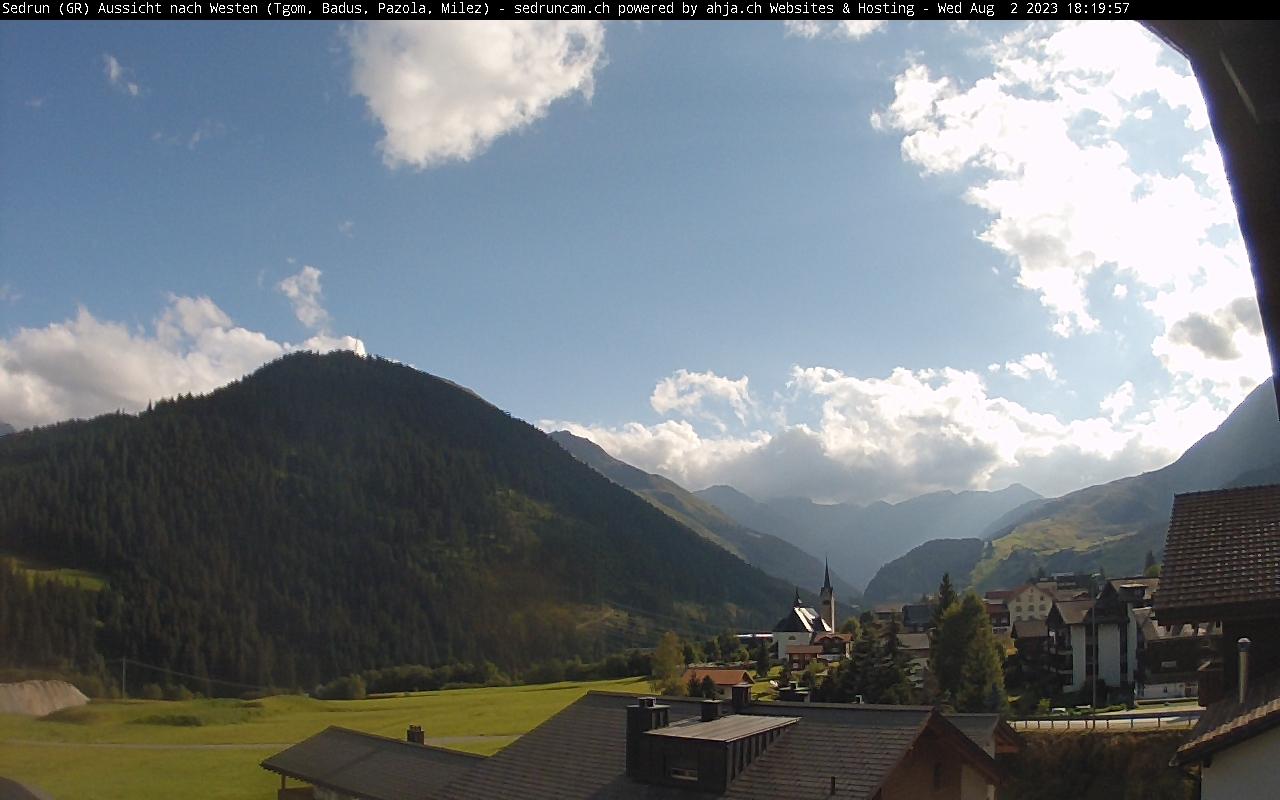 Sedrun / Gotthard Oberalp - Sedrun-Oberalp